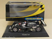 SCALEXTRIC C2259 Cadillac Northstar LMP w/Lights Dams No3 Motorola 1:32 Slot Car