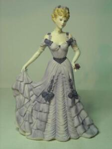 Coalport-FIRST-WALTZ-Figurine-of-the-Year-1996-Age-of-Elegance-Jack-Glynn