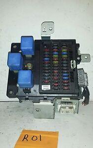 97 99 nissan maxima infiniti i30 interior fuse box oem 24350 56u00 1997 Infiniti QX4