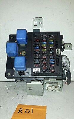 97-99 Nissan Maxima Infiniti i30 Interior Fuse Box OEM 24350-56U00 Used V6    eBayeBay