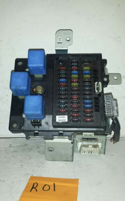 97-99 Nissan Maxima Infiniti i30 Interior Fuse Box OEM 24350-56U00 Used V6  for sale online | 97 Nissan Maxima Fuse Box |  | eBay