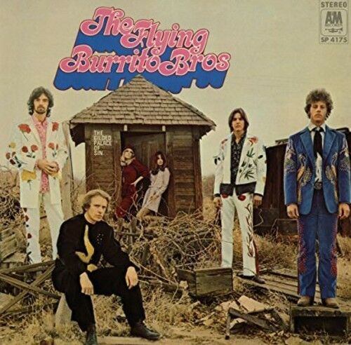 Gilded Palace Of Sin - Flying Burrito Brothers (2017, Vinyl NEW)