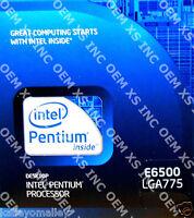 Intel Bx80571e6500 Slguh Pentium E6500 2m Cache, Retail Box English Version