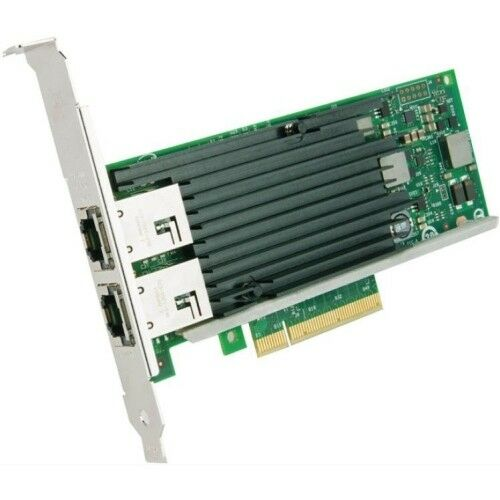 Intel X540-T2 Ethernet Network Adapter - Dual Port -PCIe -Server Bypass Adapter