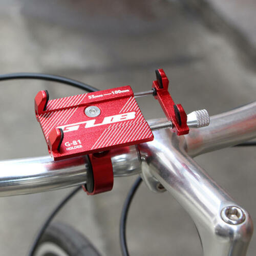 Motocicleta Manillar de Bici Bicicleta Ciclismo Soporte de Montaje para Teléfono Móvil Inteligente