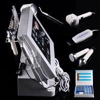 4in1 Diamond Dermabrasion Microdermabrasion Ultrasonic Hammer Machine Au Plug