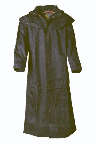 Scippis STOCKMAN Coat reitmantel imperméable manteau cavalier noir marron beige