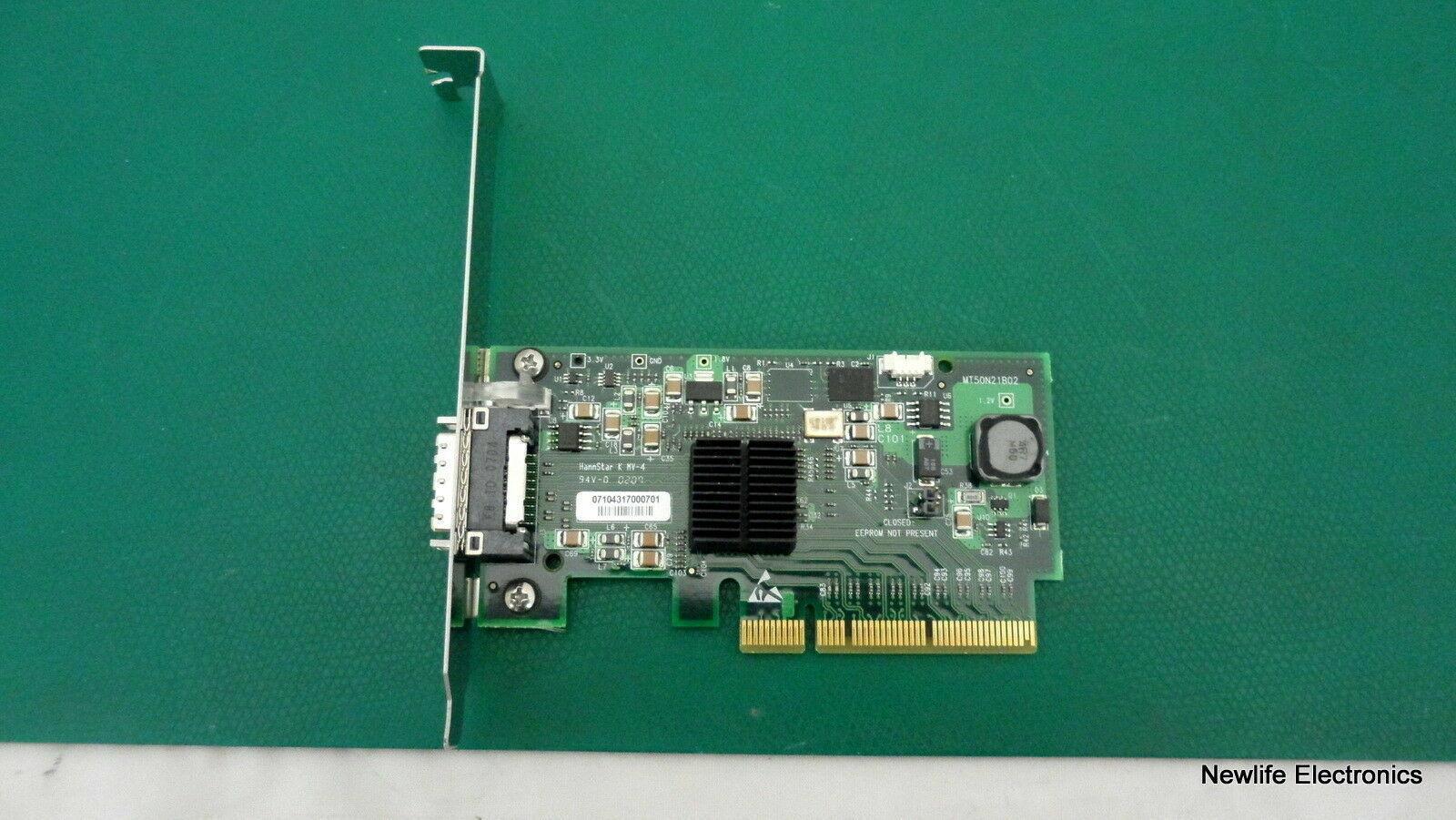 HP 434090-001 InfiniBand PCIe x8 DDR Single-port HCA 431039-B21