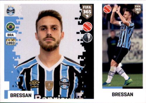 Panini FIFA365 2019 Sticker 341 a//b Gremio Bressan