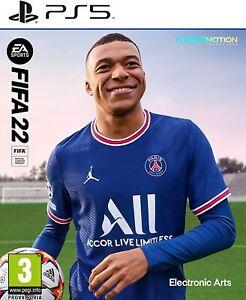 FIFA 22 PS5 EU - PLAYSTATION 5 - STANDARD EDITION - PREVENDITA DEL 01/10/2021