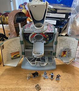 Star Wars Micro Machines Boba Fett Head Cloud City Bespin Playset 1996 READ