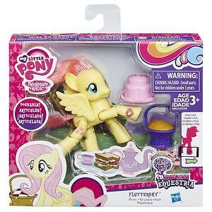 My Little Pony Explore Equestria Fluttershy Picnic