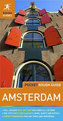 Pocket Rough Guide Amsterdam ( To por Rugosa Guías, Nuevo Libro, Libre