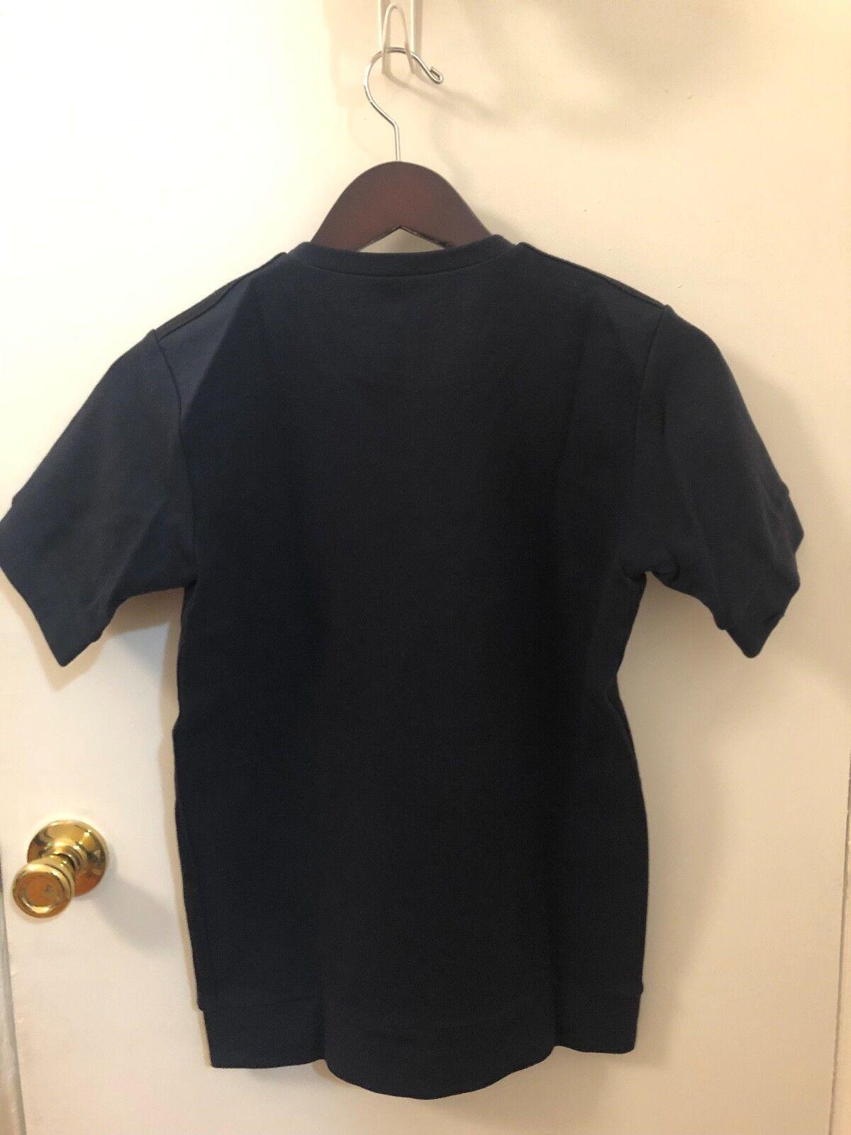 PUBLIC SCHOOL Short Nuovo York Short SCHOOL Sleeve Knit T-Shirt - XS a2ca34