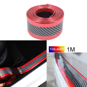 1M-Car-Stickers-Carbon-Fiber-DIY-Door-Decal-Sill-Protector-Edge-Guard-Strip-Film