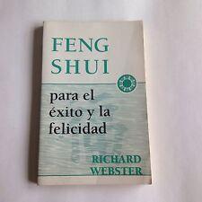 Feng Shui para el Exito y la Felicidad by Richard Webster (2000, Paperback)