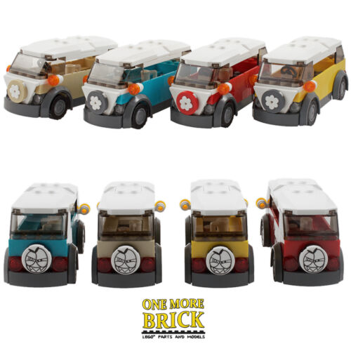 Sand//Tan see description for other colours LEGO Camper Van Classic style