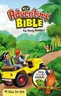 Nirv, Adventure Bible for Early Readers, Paperback, Full Color by Zondervan (Paperback, 2014)