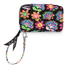 Vera Bradley Disney Parks Midnight With Mickey Smartphone Wristlet