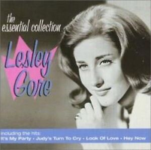 Lesley-Gore-The-Essential-Collection-NEW-CD