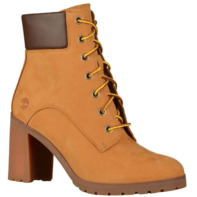 87ad954d0ac Womens Timberland Allington 6 Inch Lace BOOTS Wheat BOOTS UK 8 for ...