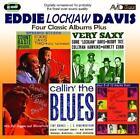 """4 Classic Albums Plus von Eddie """"lockjaw"""" Davis (2013)"""