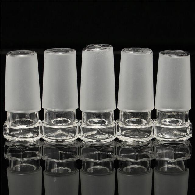 New Mini 5pcs 24/29 Laboratory Glass Stopper Lab Bottle Plug Chemistry