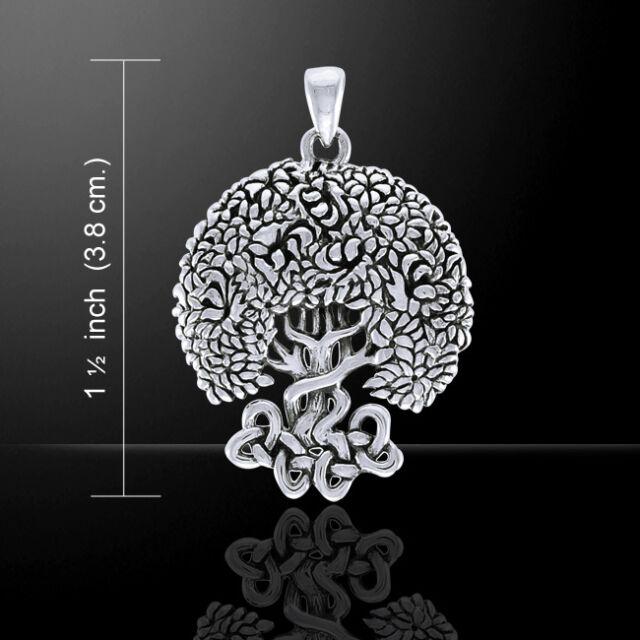 Ash Wood Jewelry Tree