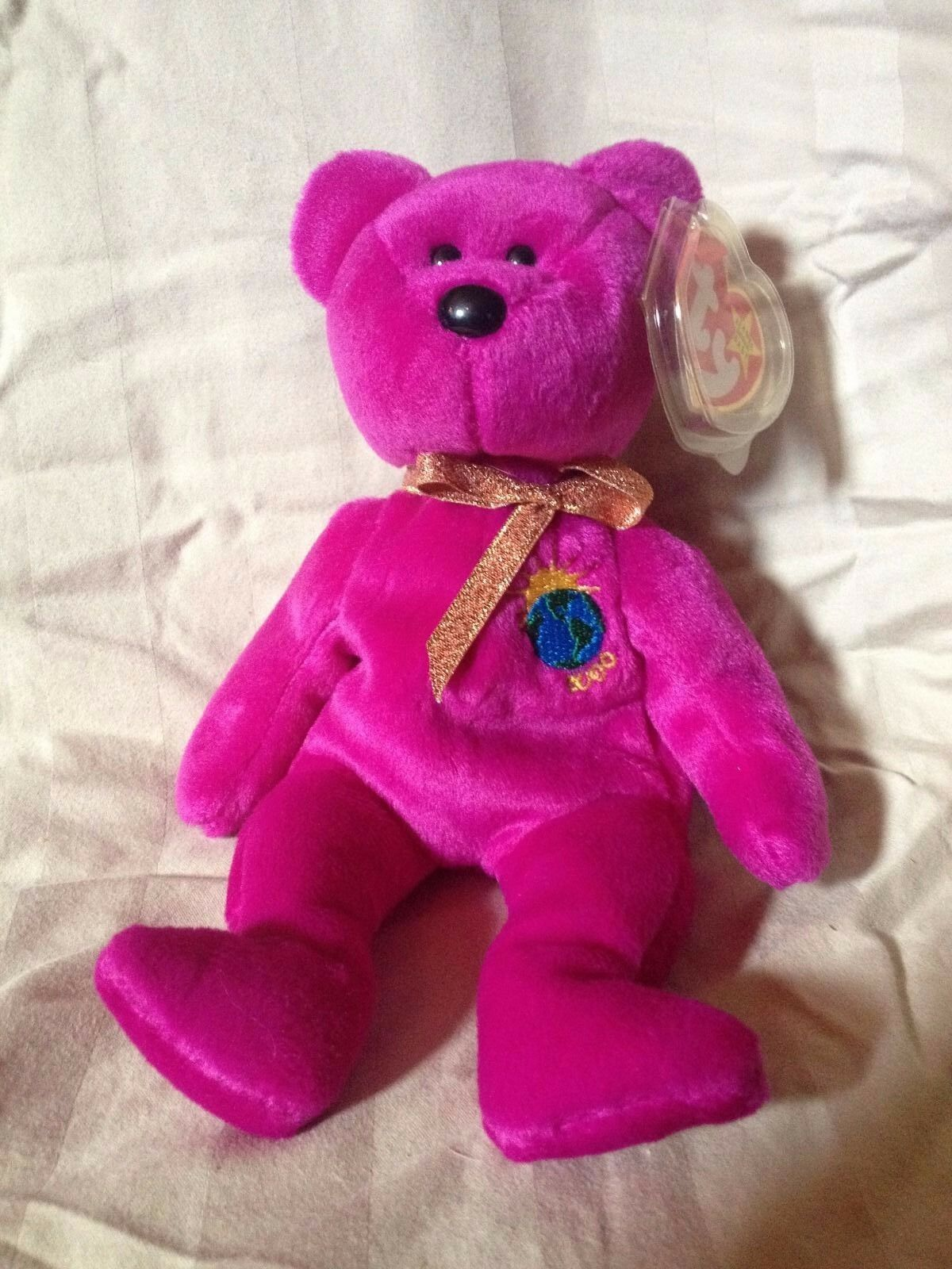 Extremely Rare Millennium Bear With THREE Errors