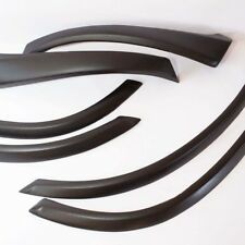 BMW X5 E53 4.6is 4.8is style extended wheel arch fender flare SET 6 psc FRP