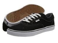 Vans Mirada Mens Skate Shoes (new) Sizes 7-13 Black & White Twill Free Shipping