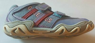GREENIES Mädchen--Gr.27--Sneaker/Halbschuh mit Klettverschluss--Neu und OVP--TOP