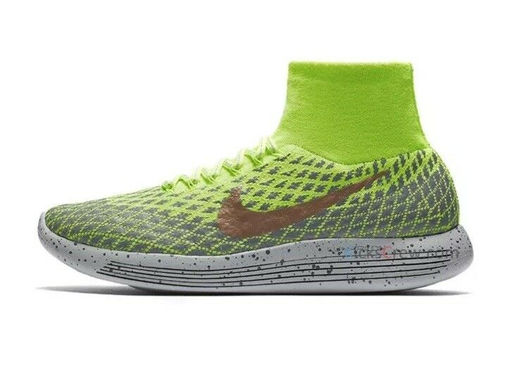 (Brand New)Nike LunarEpic Flyknit Shield Men's Running shoes, Size 7 Sneakers