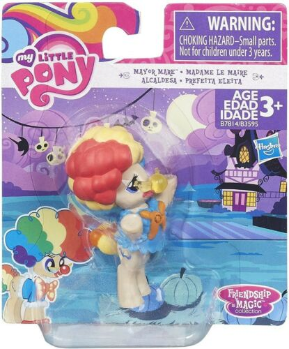 My Little Pony Friendship Is Magic Collection Mayor Mare Figure New Age 3+