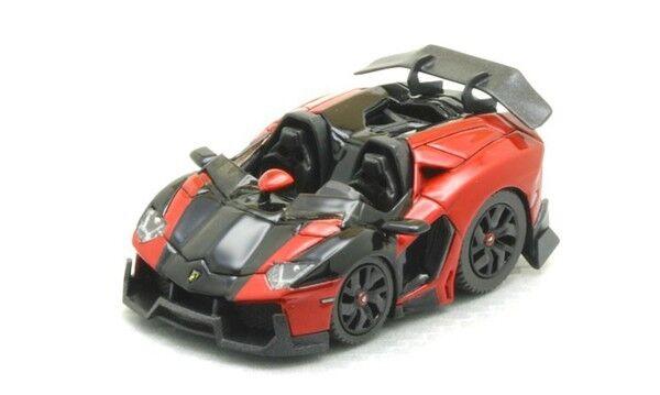 Finework Choro Q Tamaño Lamborghini Aventador Jarno Hg Kit de Resina