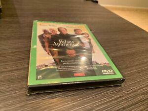 False-Appearances-DVD-Matthew-Perry-Bruce-Willis-Sealed-New