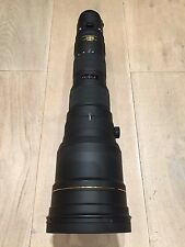 SIGMA EX 300-800mm F/5.6 APO HSM DG LENS CANON FIT-USED-MINT-FREE UK POSTAGE!!