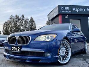 2012 BMW Série 7 Alpina B7 xDrive AWD
