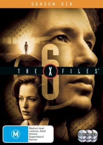 1 of 1 - The X-Files : Season 6 (DVD, 2007, 6-Disc Set)