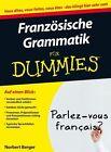 Französische Grammatik für Dummies von Norbert Berger (2013, Taschenbuch)