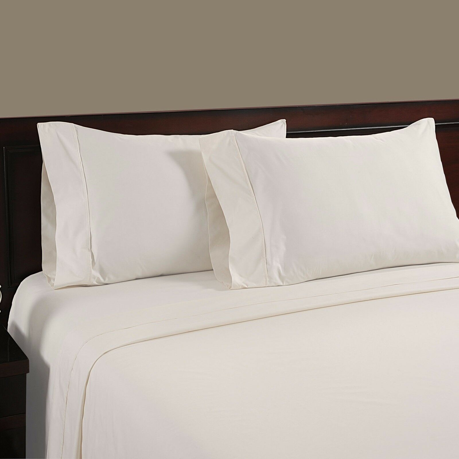 500 Thread Count 100% American Pima Cotton Satin Duvet Covers