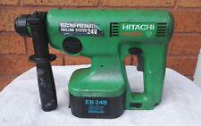 Hitachi DH20DV Electro Pnuematic Cordless SDS Hammer Drill 24V