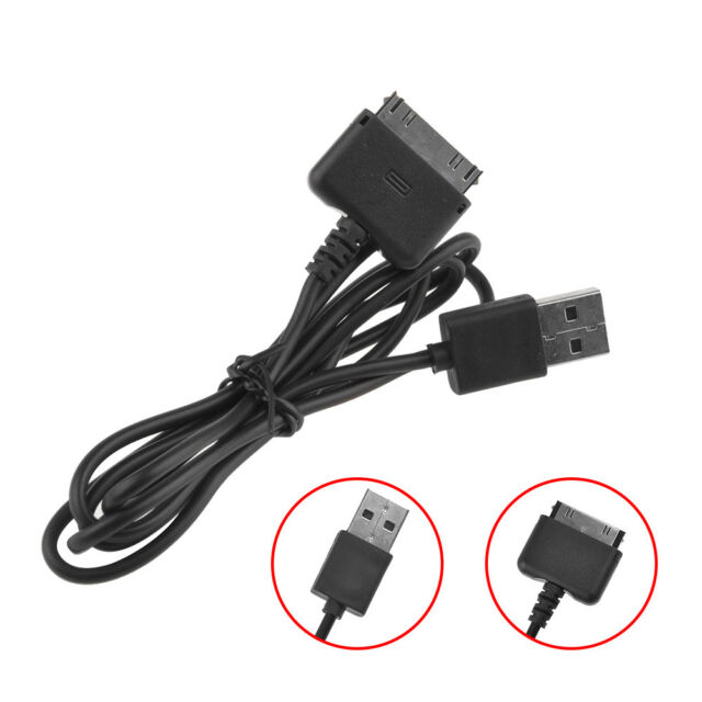 Black USB Data Charger Cable Data Sync Copper Cord f. Barnes & Noble Nook HD HD+