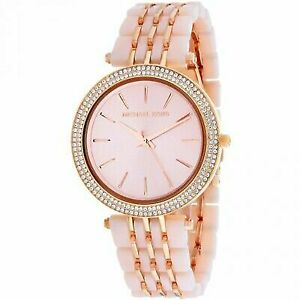 12686a0dbb89 Michael Kors Darci Rose Dial Ladies Watch MK4327 for sale online