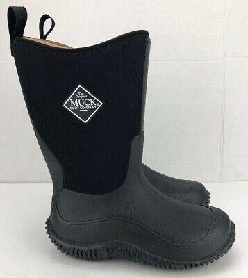Kid/'s Hale Black Children Youth Sizes KBH-000 BRAND NEW Muck Boot Co