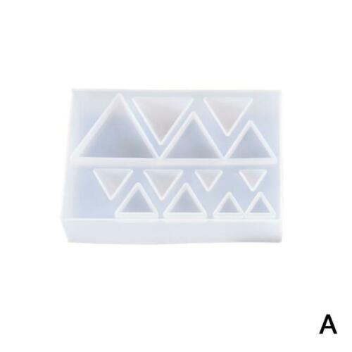 Silicone Resin Mold for DIY Jewelry Pendant Making Tool Mould Handmade Craft DIY