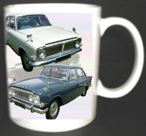 FORD-ZEPHYR-ZODIAC-MK-3-III-CLASSIC-CAR-MUG-TOP-MOTOR-COLLECTORS-GIFT-ADD-REG