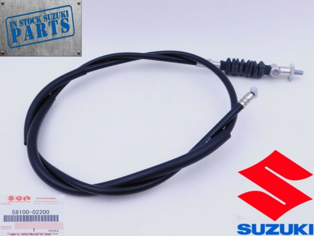 Front Brake Cable 80-91 FA50 Shuttle 81 FA50M OEM Suzuki Cable and Wire #J253
