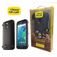 NEW OtterBox Defender Case Cover for Motorola Moto X Pure Edition Black 3rd Gen