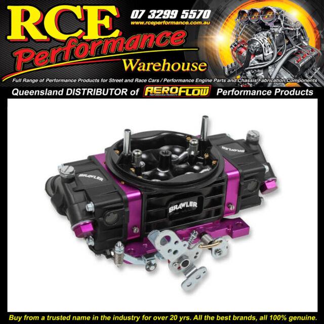 BR-67303 Quick Fuel Brawler Race Carburetor 850 CFM Mechanical Secondary 4150